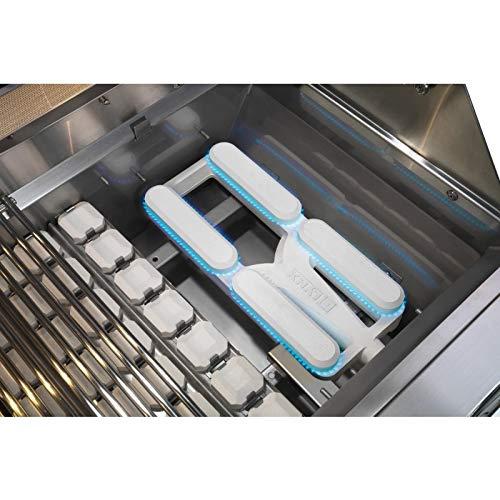 Lynx LCBKIT Ceramic Burner Kit to Convert Brass Burner to Ceramic