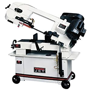 JET 414459 HVBS-7MW Band Saw Review