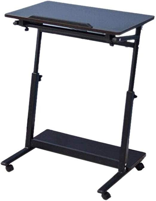 NAN Liang - Mesa para laptop, escritorio de altura ajus , de 23.6 ...