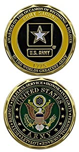U.S. Army Soldier Award Challenge Coin by Eagle Crest from Eagle Crest