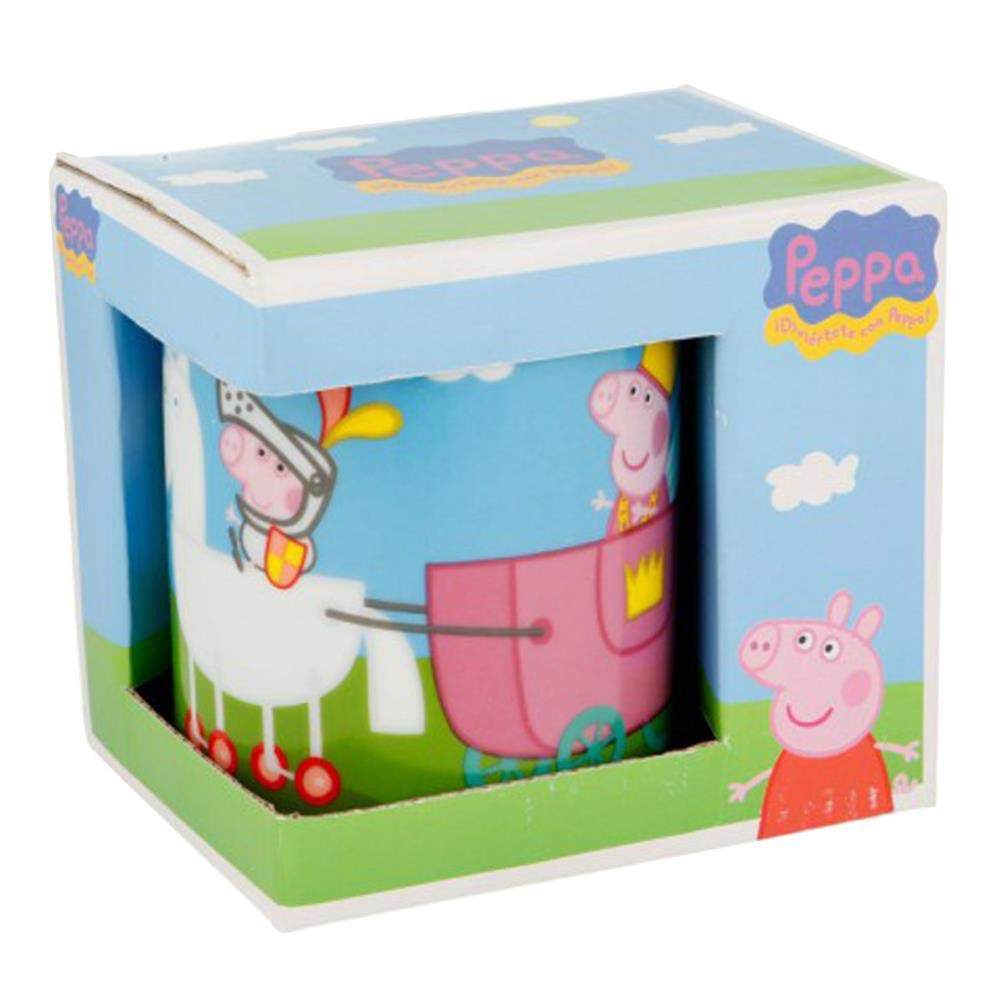 Becher Keramik 325/ml Peppa Pig