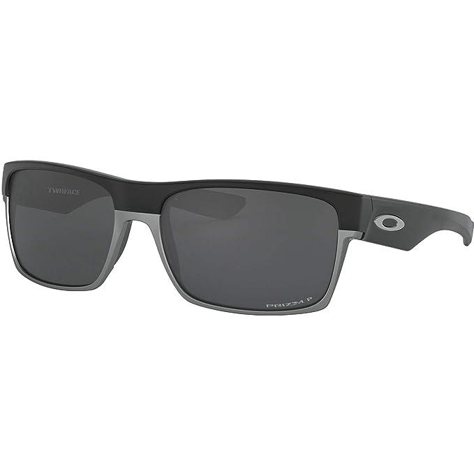 Oakley Twoface 918938 Gafas de sol, Matte Black, 60 para Hombre