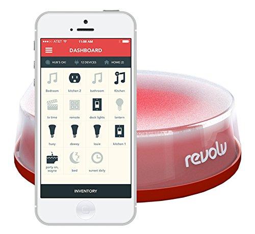 Revolv M1 Smart Home Automation Solution