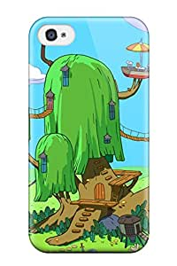 For SqkDmpl5192xlWgA Adventure Time Protective Case Cover Skin/iphone 4/4s Case Cover