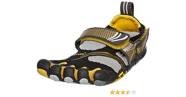 Vibram Lady FiveFingers KSO Womens Black Trail Sports Shoes Trainers Pumps