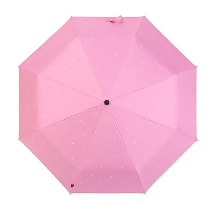Diosa Romántica Doble Uso Paraguas Automático Mejorado A Prueba De Viento Paraguas UV Mango Antideslizante Paraguas