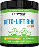 Keto BHB Salts Supplement with goBHB - Beta Hydroxybutyrate Exogenous Ketones to Achieve Perfect Ketosis - Energy Boost for Workouts & Focus + Weight Loss & Fat Burn - Raspberry Lemonade - 7.5 oz