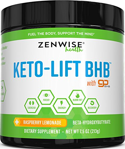 Keto BHB Salts Supplement with goBHB - Beta Hydroxybutyrate