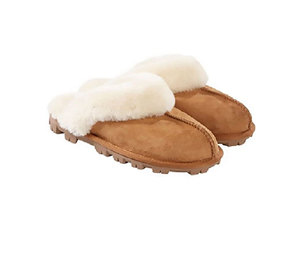 ece04e6209d8 Kirkland signature womens shearling slipper chestnut shoes danskin slippers  costco jpg 1001x921 Danskin slippers costco
