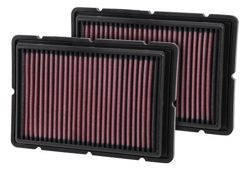 K&N 33-2494 High Performance Replacement Air Filter