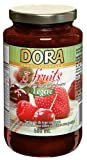Dora Light Strawberry, Cherry, Raspberry Spread, 12-count