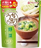 アマノフーズ うちのおみそ汁 野菜 5食P×2個