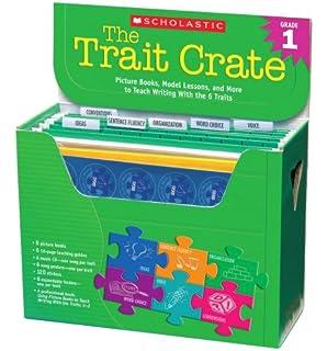 Amazon.com: Scholastic Classroom Resources The Trait Crate, Grade ...