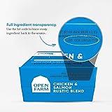 Open Farm Chicken & Salmon Blend Wet Cat