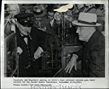 Vintage Photos 1975 Press Photo Roosevelt and Churchill On Arrival for Second Quebec Conference