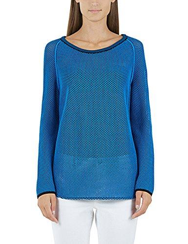 MARC CAIN SPORTS, Suéter para Mujer Blau (ocean blue 346)