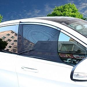 Rurah Front Side Window Sun Shade Car Window Shade Driver Side Window Sunshades