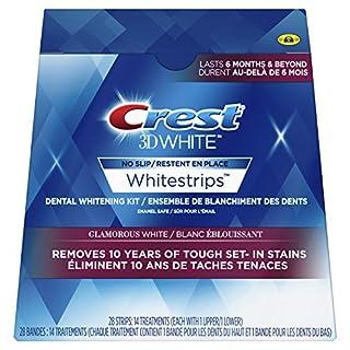 Crest 3D Whitestrips Glamorous White, 14 Treatments (B00A0M1D9A) | Amazon price tracker / tracking, Amazon price history charts, Amazon price watches, Amazon price drop alerts