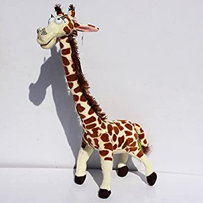 "Madagascar Plush Anime 13.8"" /35cm Long Giraffe Character Doll Stuffed Animals Cute Soft Collection Toy Best Gift for Kids: Toys & Games"