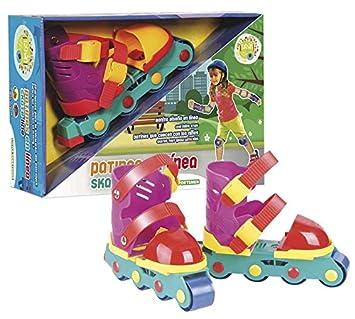 Tachan- Skate Line, Patines Extensibles (CPA Toy 30881): Amazon.es: Juguetes y juegos