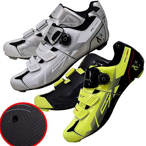 Ciclismo Vcx Carbonio Di White Fibra Con É ScarpepaioDa In Velochampion silver black Suola uT1KclF3J