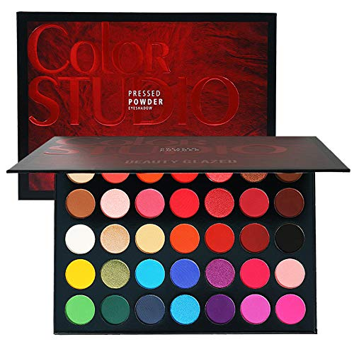 Famous Eyeshadow Palette re-sale Color Studio Eye shadow Pal