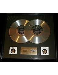 Elvis Presley A Legendary Performer Volume 1 LP 2X Platinum Non RIAA Record Award RCA Records