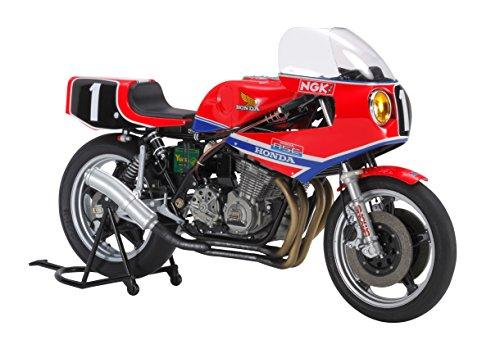 タミヤ 1/12 マスターワークコレクション No.150 ホンダ RS1000 1981 No.1 塗装済み完成モデル 21150 完成品