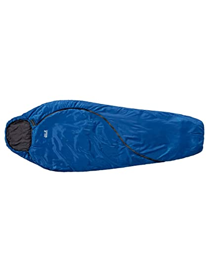 a0121b03b7a Image Unavailable. Image not available for. Color: Jack Wolfskin Smoozip +3  Degrees Sleeping Bag ...