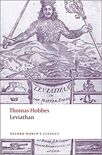 what is hobbes thesis in leviathan Thomas hobbes' leviathan above anything else, thomas hobbes' leviathan is certainly a creation tale and an analysis of human being character.