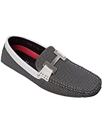 Brix Mens Slip-On Fashion-Loafer Shoes