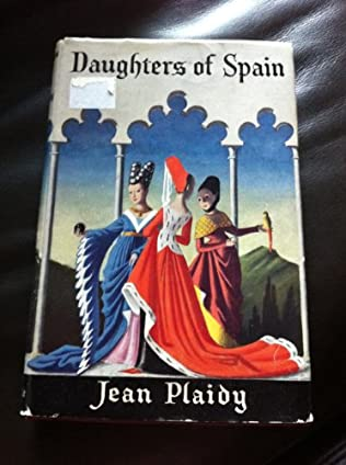 book cover of Daughters of Spain