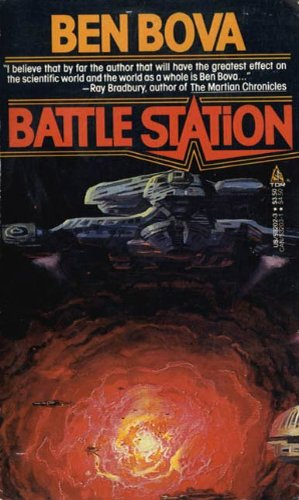 book cover of Battle Station