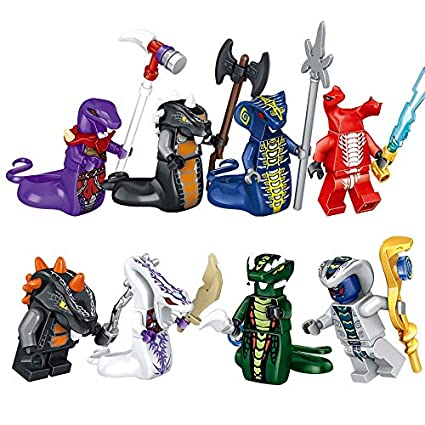 Amazon.com: Osaro Shop Ninja Series - Building Blocks Sets ...
