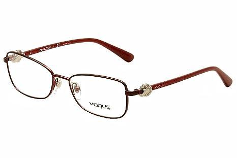 Amazon.com: Vogue VO 3945B Women\'s Eyeglasses: Shoes
