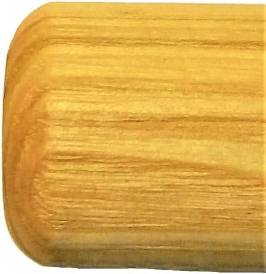Hexagon Wood Stick Kata Hanbo 100 cm Esche