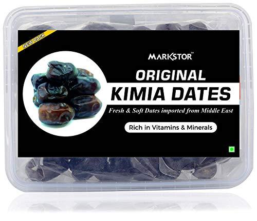 Markstor Original Kimia Dates (with Seeds, 500 GMS)