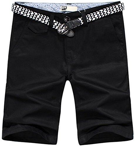 New Jinmen Men's Candy Colors Casual Shorts Beach Shorts free shipping