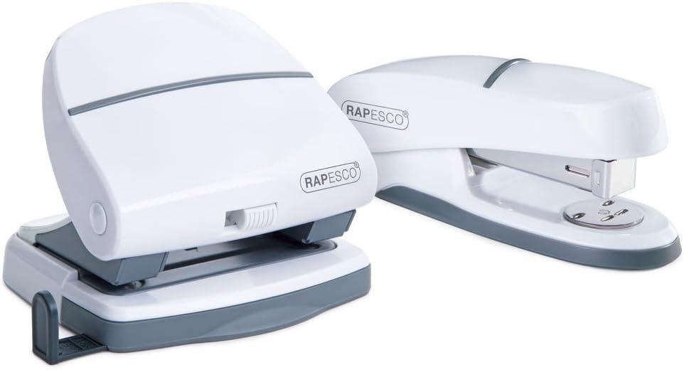 Rapesco P30 Blanc Agrafes classiques 30 feuilles, Blanc, Agrafes classiques, 400 g Agrafeuses