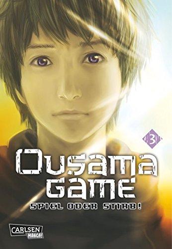 Ousama Game - Spiel oder stirb! 3 Taschenbuch – 3. Dezember 2013 Hitori Renda Nobuaki Kanazawa Antje Bockel Carlsen