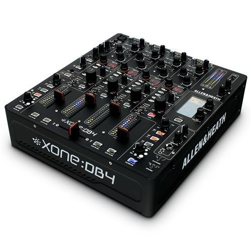 Allen & Heath Xone:DB4 4 Channel Digital DJ Mixer With Effects by Allen & Heath