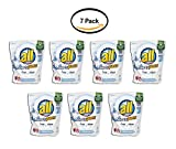 PACK OF 7 - All With Stainlifters Mighty Pacs Free Clear - 28 CT