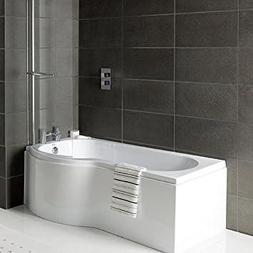 Jtpickfords Bathroomscouk Solar P Form Für Baddusche Badewanne