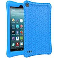 AVAWO Silicone Case for Amazon Fire 7 Tablet with Alexa (7th Generation, 2017 Release only) -...