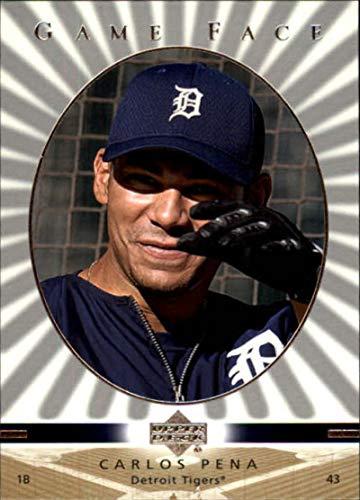 2003 Game Face #42 Carlos Pena NM-MT - Pena Carlos Game