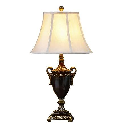 Lámparas de mesa- Retro, lámpara de Escritorio Antigua para Sala ...