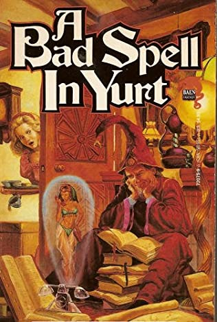 book cover of A Bad Spell in Yurt