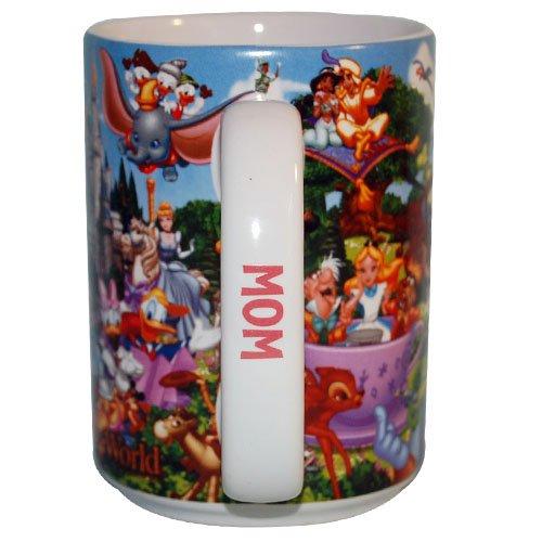 Walt Disney World Storybook Personalized Mug (Walt Disney World Coffee)