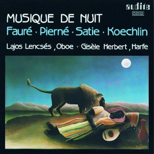 Night Music for Oboe English Horn & (Oboe Harp)