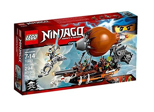 LEGO 70603 Raid Zeppelin Action Figure by LEGO